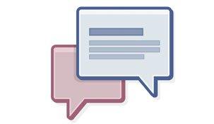 Mensajes de Facebook